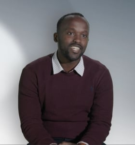 René Bigirimana, Scientist Discovery Department, Ghent